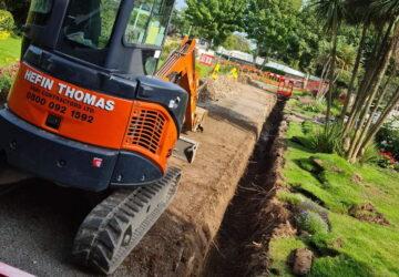 drainage-installation